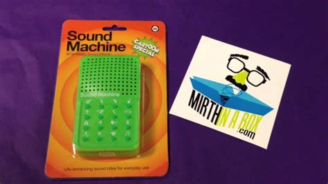 sound machine that sounds like a box fan sound machine sound effect special