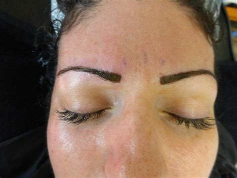 tattoo eyebrows tucson gallery lasting impressions permanant makeup tattoo