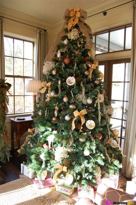 30 beautiful tree decorating ideas that you will