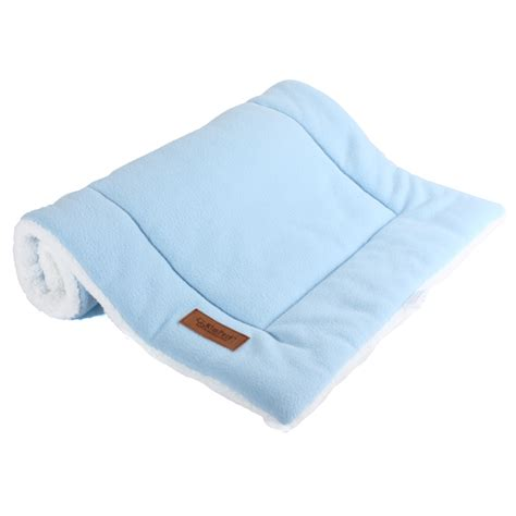 washable puppy pads washable puppy cat warm mat kennel cage pad bed fluffy pet cushion fleece