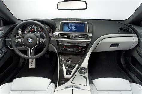 bmw m6 interni interni nuova bmw m6 coup 232 e cabrio 1 italiantestdriver