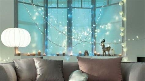 Weihnachtsdeko Fenster Weiß by K 252 Che Landhausstil Grau