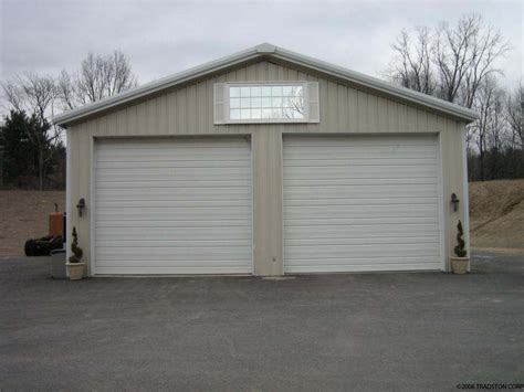 Small Metal Garage by Residential Small Steel Buildings Small Metal Building Kits