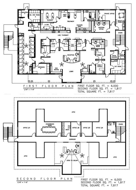 small veterinary hospital floor plans 26 best vet clinic plans images on pinterest hospital