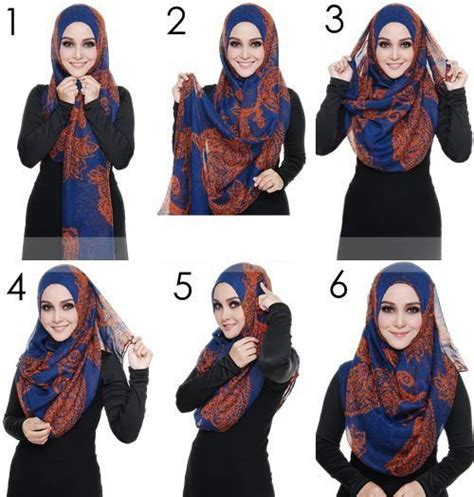 hijab tutorial hijabi pinterest tutorials hijabs and abayas tutorial hijab pashmina terbaru check out our hijab