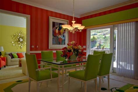 eclectic dining room  carpet cosmic raindrops mirror