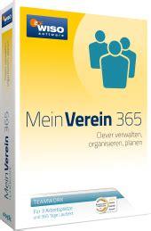 Wiso Mein Büro 365 Plus by Software F 252 R Die T 228 Gliche Vereins Arbeit Wiso Mein
