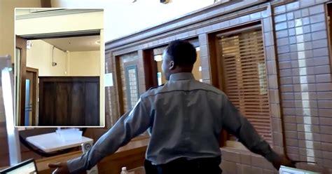 public bathroom spy spy cameras in public toilets officials run away