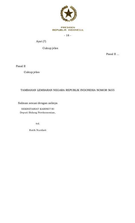 Peraturan Presiden R I No 4 Tahun 2015 Tentang Pengadaan Barang Jasa perpres no 4 tahun 2015