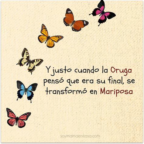 frases para fin de ciclo con ilustraciones mariposas soy mam 225 en casa