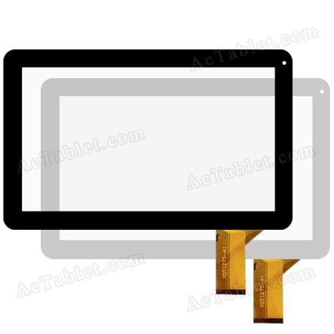 android screen replacement ydt1275 a1 digitizer glass touch screen replacement for 10 1 inch android tablet pc