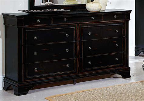 Bedroom Furniture Derby Homelegance Derby Run Dresser Black Sand Through 2223 5 Homelegancefurnitureonline