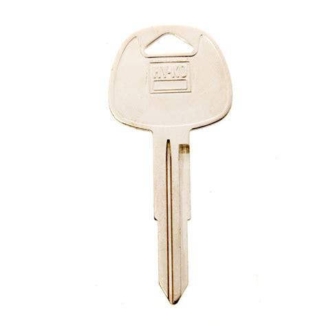 hy ko blank russwin and corbin lock key 11010ru16 the