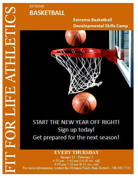 basketball flyer template free flyer designs templates printable event and