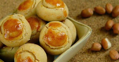 cara membuat kue kering aci resep kue kacang mentega