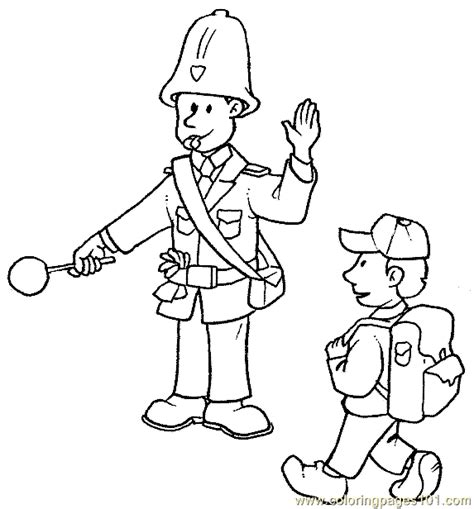 free coloring pages of career