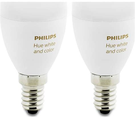 hue e14 fitting great philips 871869669524100 philips hue white colour ambience