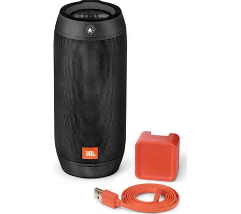 Jbl Speaker Micro Wireless Black jbl pulse 2 portable wireless speaker black deals pc world