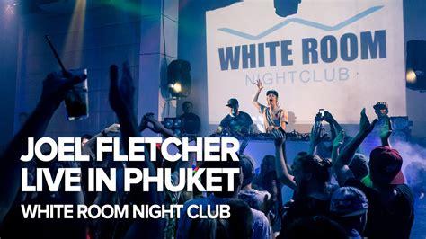 white room live joel fletcher live at white room nightclub phuket