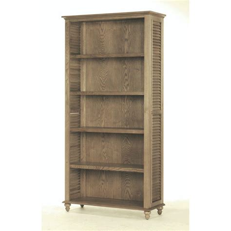 home decorators collection shutter 5 shelf open bookcase