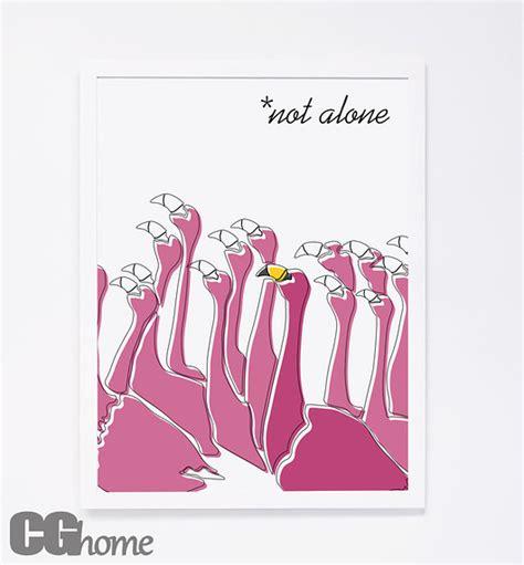 Plakat Grafika by Flamingi Plakat Grafika Dziecko Plakaty Obrazki