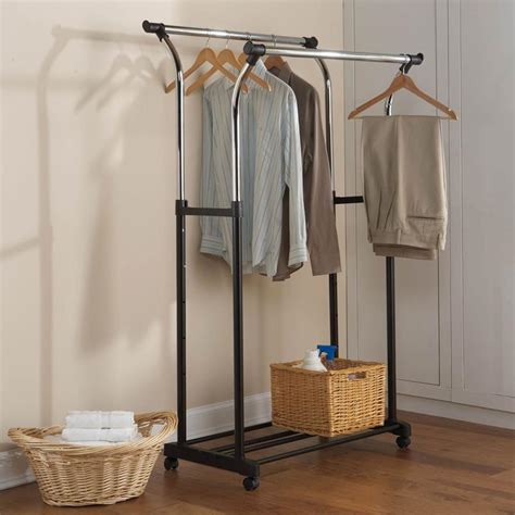 bedroom clothes rack home storage ideas for every room