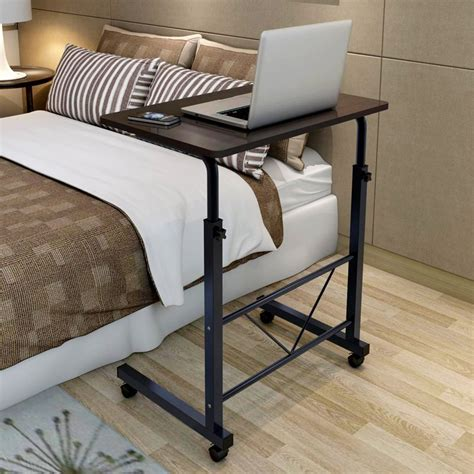 side table for bed adjustable sofa bed side table laptop computer desk