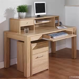 Furniture Office Desks 家用实木办公桌图片 土巴兔装修效果图