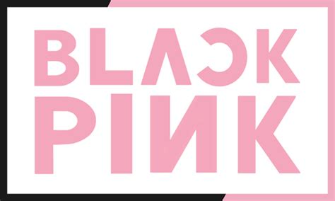 blackpink logo png 에펨네이션 블랙핑크 로고