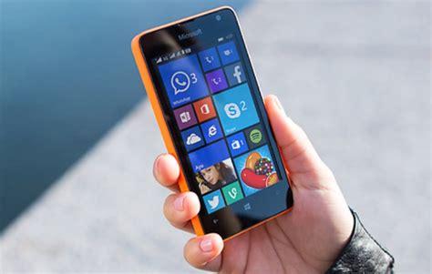 Microsoft Lumia Termurah microsoft lumia 430 smartphone termurah dari blanja