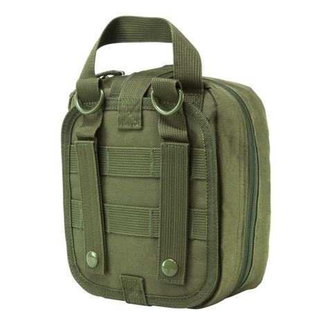 Green Pouch molle emt pouch green