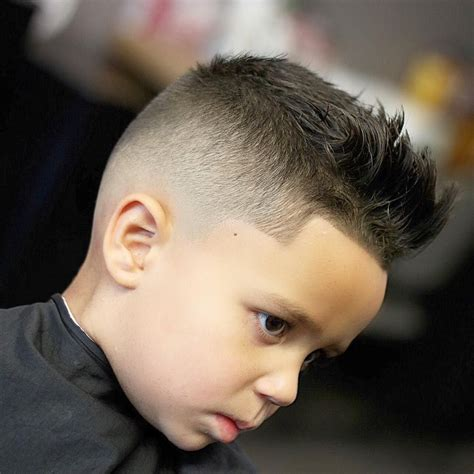 mohawk haircuts for little boys mohawk with line up haircuts for boy kid boy line up