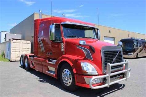 volvo semi truck warranty volvo 2013 sleeper semi trucks
