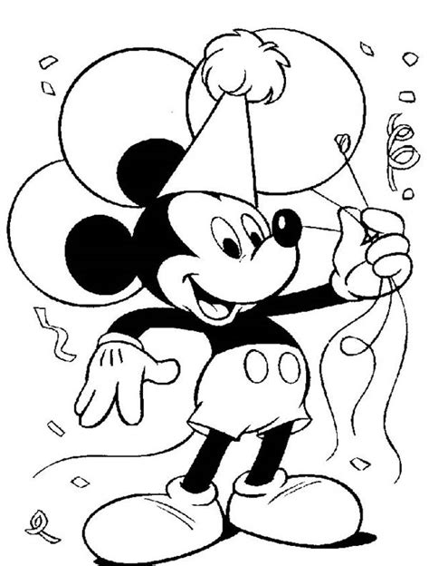 mickey mouse coloring pages games 46 cute and free coloring pages of mickey mouse