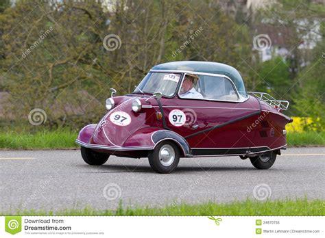Auto Kr Mer by Uitstekende Auto Messerschmitt Kr 200 Vanaf 1956
