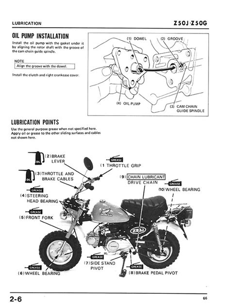 honda monkey z50j wiring diagram wiring diagram schemes