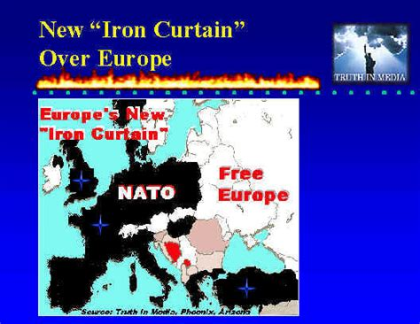 who said iron curtain djurdjevic s speeches english during the tour of
