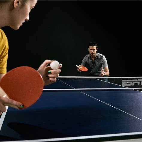 table tennis for table tennis table espn ping pong official size foldable
