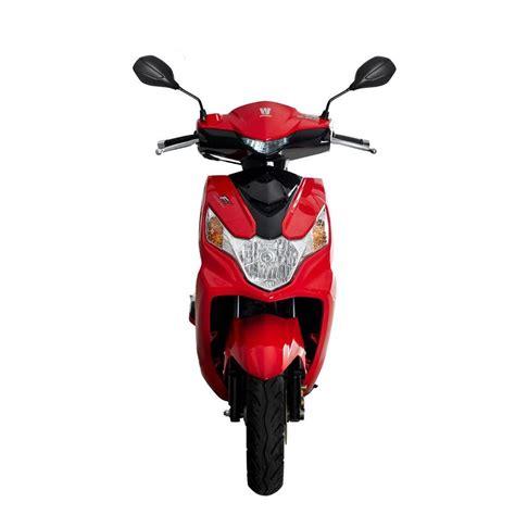 haojue vn  scooter motosiklet kirmizi haojue scooter