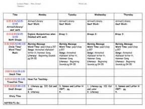 preschool lesson plan template by ecdc teacher tpt