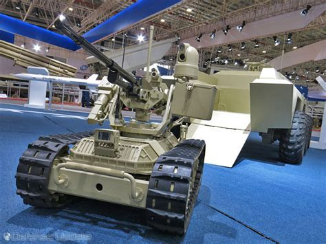 isdef 2013 unmanned systems robotics defense update airshow china photo report robotics defense update