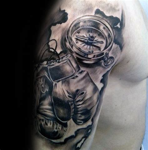 boxing tattoos designs 70 boxing gloves designs for ink ideas
