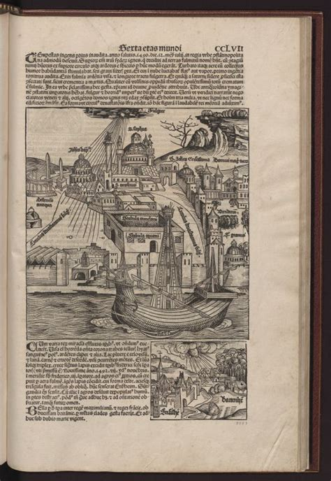 from nuremberg to nuremberg books nuremberg chronicle by hartmann schedel teaching with