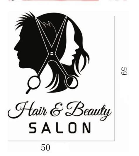 salon logo templates unisex salon names www pixshark images galleries