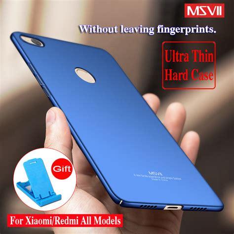 Hardcase Xiomi Redmi 4x msvii for xiaomi mi 5x cases redmi note 4 cover 4x 5a