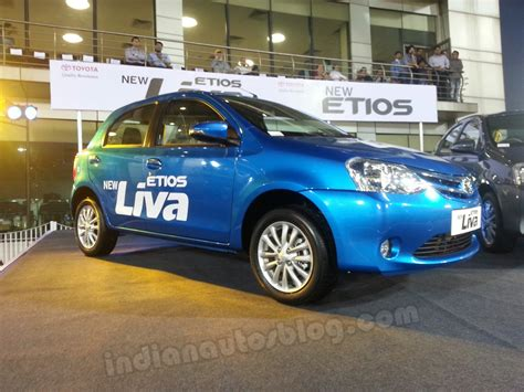 Toyota Etios Liva Ground Clearance Toyota Etios Facelift Etios Liva Facelift Launched