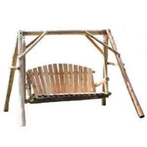 lakeland mills yard porch swing from home depot swings seating patio furniture