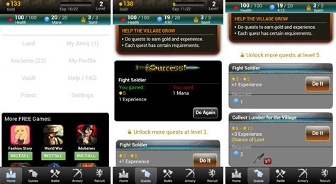 text based rpg android best rpg for android android authority