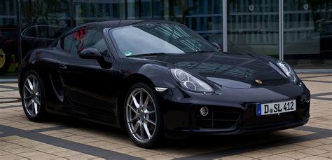 Porsche Typen by Porsche Cayman Typ 981c