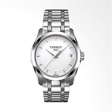 Harga Jam Tangan Tissot Couturier jual tissot t035 210 11 011 00 couturier bahan stainless